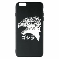 Чохол для iPhone 6 Plus/6S Plus Godzilla in japanese
