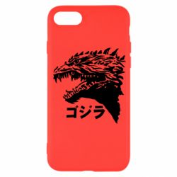 Чохол для iPhone 7 Godzilla in japanese