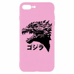 Чохол для iPhone 7 Plus Godzilla in japanese