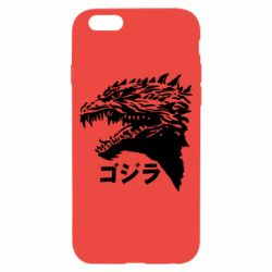 Чохол для iPhone 6/6S Godzilla in japanese