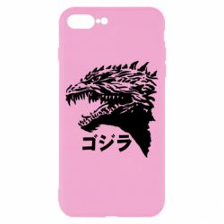 Чохол для iPhone 8 Plus Godzilla in japanese