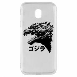 Чохол для Samsung J3 2017 Godzilla in japanese