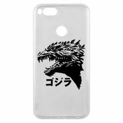 Чохол для Xiaomi Mi A1 Godzilla in japanese