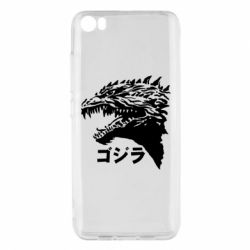 Чохол для Xiaomi Mi5/Mi5 Pro Godzilla in japanese