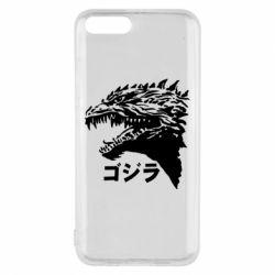 Чохол для Xiaomi Mi6 Godzilla in japanese