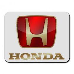 Коврик для мыши Gold Honda - FatLine