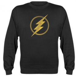 Реглан (свитшот) Gold Logo Flash