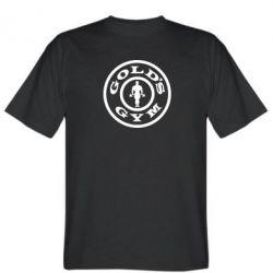 Мужская футболка Gold's Gym - FatLine