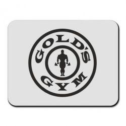 Коврик для мыши Gold's Gym - FatLine