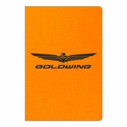 Блокнот А5 Gold Wing