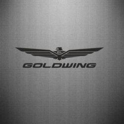 Наклейка Gold Wing