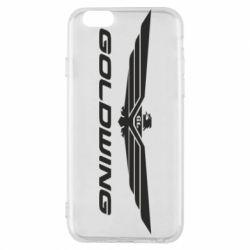 Чохол для iPhone 6/6S Gold Wing