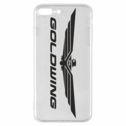 Чохол для iPhone 7 Plus Gold Wing