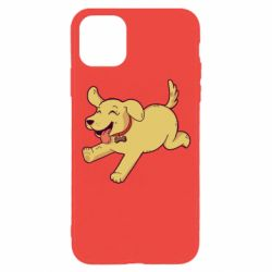 Чехол для iPhone 11 Pro Golden retriever