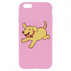 Чехол для iPhone 6 Plus/6S Plus Golden retriever