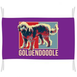 Прапор Goldendoodle