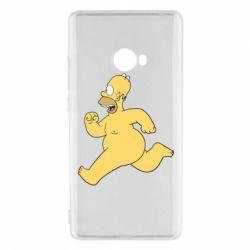 Чехол для Xiaomi Mi Note 2 Голый Гомер Симпсон