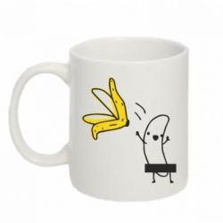 Кружка 320ml Голый банан - FatLine