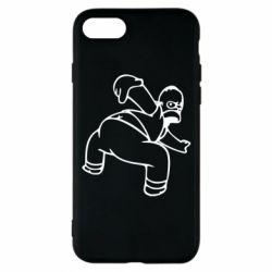 Чохол для iPhone 7 Гомер Сімпсон