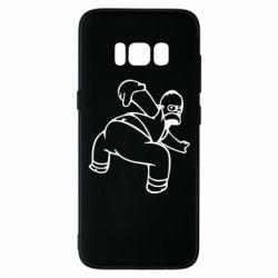 Чохол для Samsung S8 Гомер Сімпсон