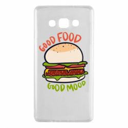 Чехол для Samsung A7 2015 Good Food