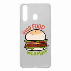 Чехол для Samsung A60 Good Food