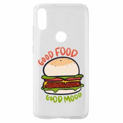 Чехол для Xiaomi Mi Play Good Food