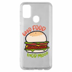 Чехол для Samsung M30s Good Food