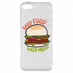 Чехол для iPhone5/5S/SE Good Food