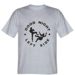 Мужская футболка Good Night - FatLine