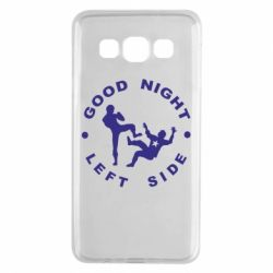 Чехол для Samsung A3 2015 Good Night - FatLine