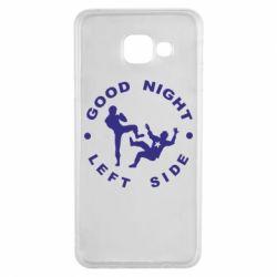 Чехол для Samsung A3 2016 Good Night