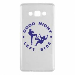 Чехол для Samsung A7 2015 Good Night