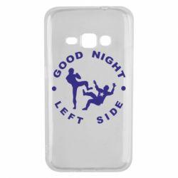 Чехол для Samsung J1 2016 Good Night