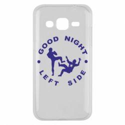 Чехол для Samsung J2 2015 Good Night - FatLine