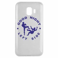 Чехол для Samsung J2 2018 Good Night