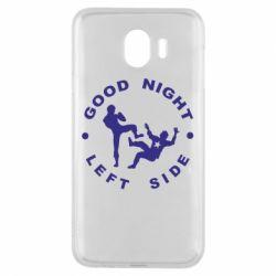 Чехол для Samsung J4 Good Night - FatLine