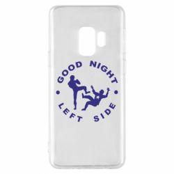 Чехол для Samsung S9 Good Night