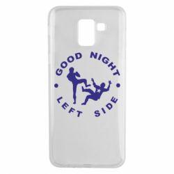Чехол для Samsung J6 Good Night - FatLine