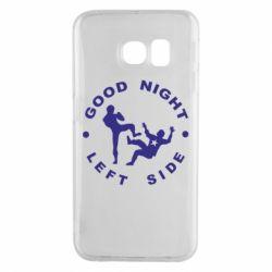 Чехол для Samsung S6 EDGE Good Night - FatLine