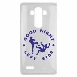 Чехол для LG G4 Good Night - FatLine