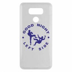Чехол для LG G6 Good Night - FatLine