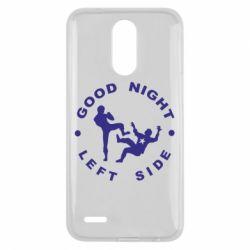 Чехол для LG K10 2017 Good Night - FatLine