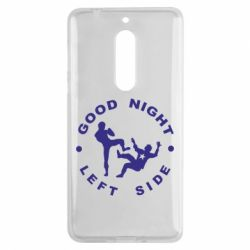Чехол для Nokia 5 Good Night - FatLine