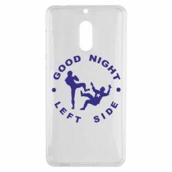 Чехол для Nokia 6 Good Night - FatLine