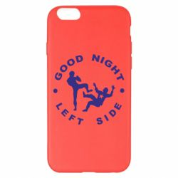 Чехол для iPhone 6 Plus/6S Plus Good Night - FatLine