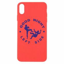 Чехол для iPhone Xs Max Good Night