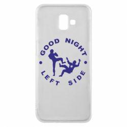 Чехол для Samsung J6 Plus 2018 Good Night - FatLine
