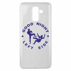 Чехол для Samsung J8 2018 Good Night