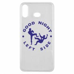 Чехол для Samsung A6s Good Night - FatLine